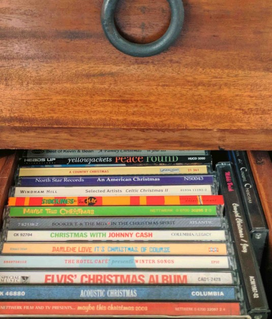 A Few of My Favorite Things - Christmas CDs