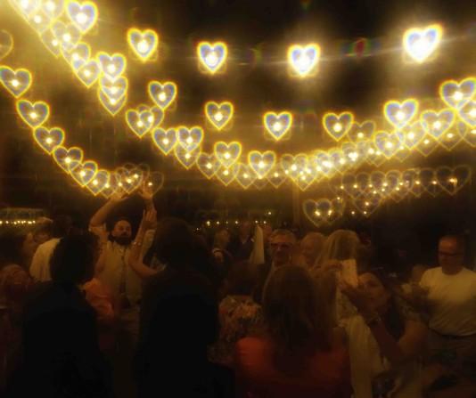 Dancers Hearts