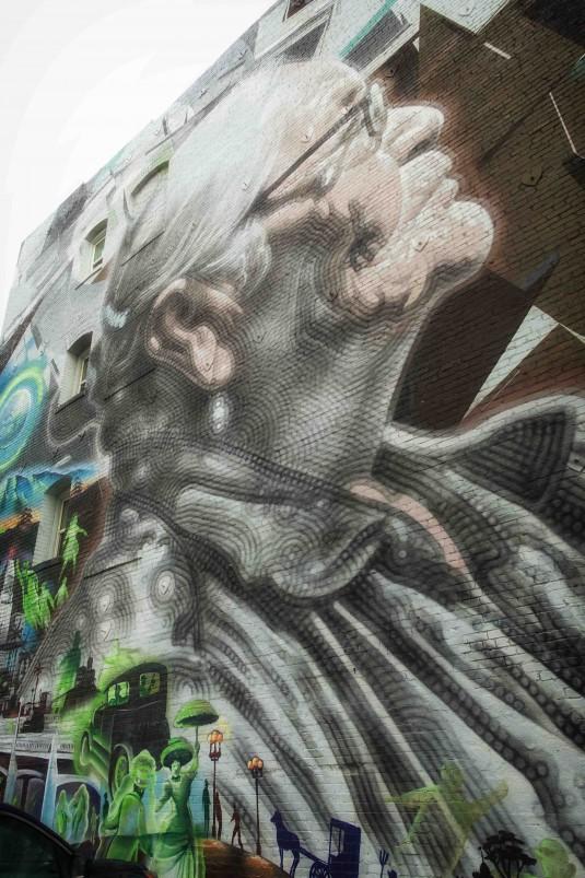 Mural by El Mac_Kofie_Nuke