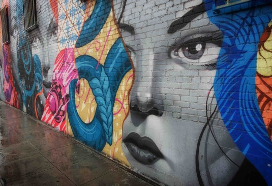 Mural by Tristan Eaton