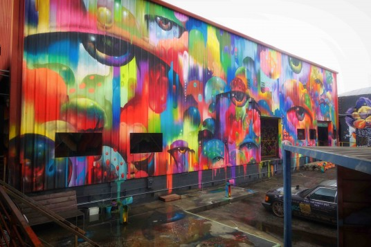 The Container Yard Tour_Art by Vyal One