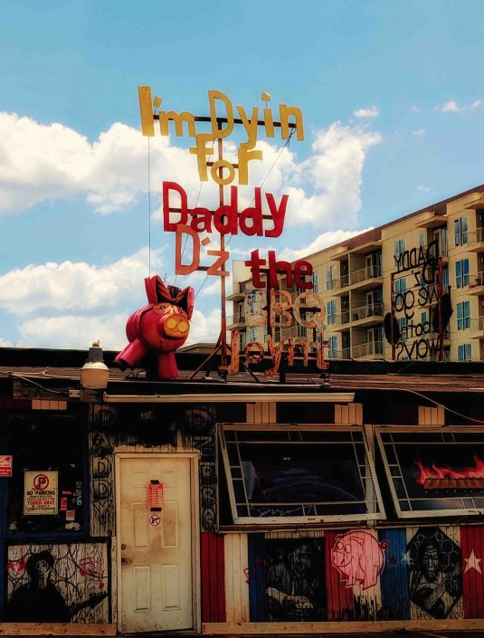 Daddy D'z BBQ Joynt - Atlanta, GA