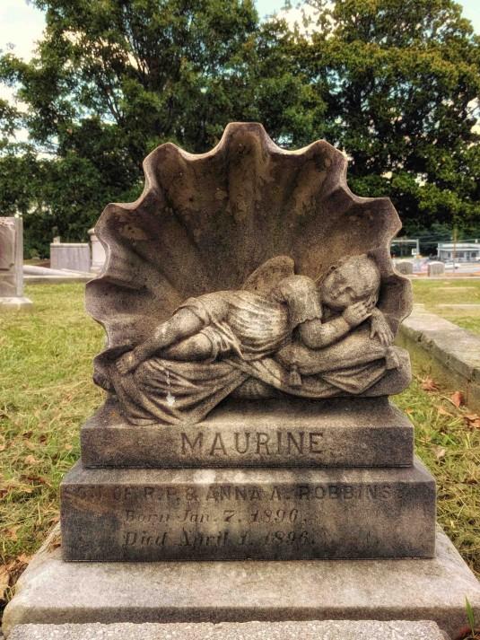 Maurine - Oakland Cemetery - Atlanta, GA