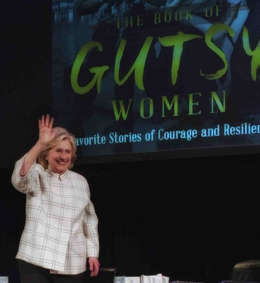 Hillary Rodham Clinton - a Gutsy Woman
